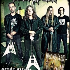 Thrasheri BLACKSHARD chystajú druhý album!