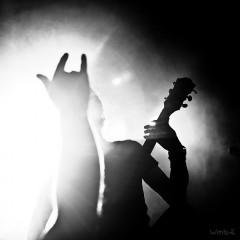 """""""Moje obľúbené koncertové fotografie"""" – fotospoveď Veroniky Klimonovej alias Werdzy, 1. diel"""