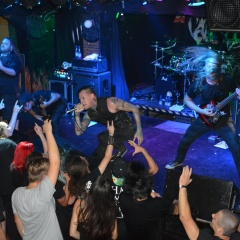 Report – Carnifex, Shrill Whispers, The Search, 26. júl 2015, Collosseum Club, Košice