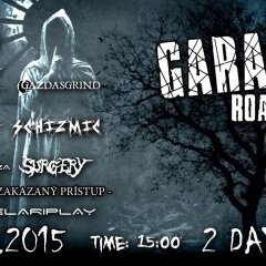 Garage Fest, 28.-29. august 2015, Road Pub, Poprad