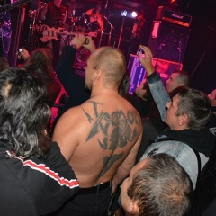 Report – Venom Inc., Vader, Mordum + supports, 14. október 2015, Collosseum Club, Košice