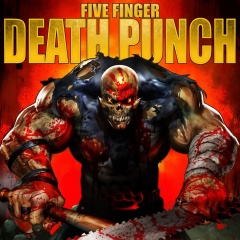 Recenzia – FIVE FINGER DEATH PUNCH – Got Your Six (2015, Prospect Park)