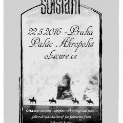 Sólstafir zahrajú v Prahe kompletne album Ótta!