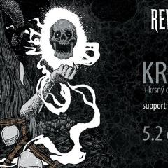 Krst albumu Revenge of madness v Randal Clube v Bratislave