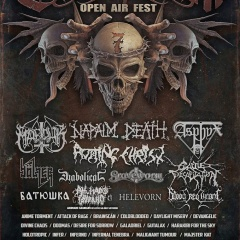 Report (sobota), GOTHOOM OPEN AIR FEST 7 – 21.7. – 23.7.2016 – Ostrý Grúň