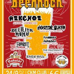 Bakalář BeerRock 2016