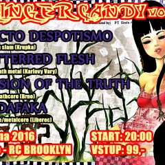 Ginger Candy vol. 9 v Brne