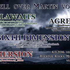 Hell over Martin vol. I