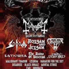 Vienna Metal Meeting 2017 láka pestrým line-upom!