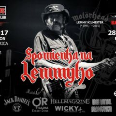 Spomienka na Lemmyho II.