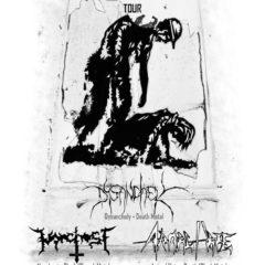 Death March Tour so zastávkami v Bratislave a Trnave!!!