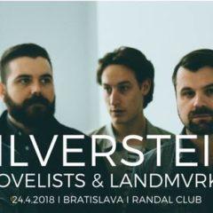 Kanadskí SILVERSTEIN opäť vystúpia v Bratislave
