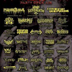 Flesh Party už po piaty krát priláka šialencov do Serede!!!