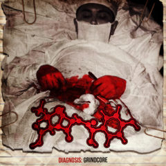 Recenzia – AMOCLEN – Diagnosis: Grindcore 2018 (Maximed Records, Defense Records)