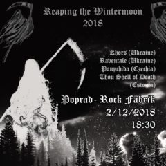 Reaping The Wintermoon 2018 (Poprad)