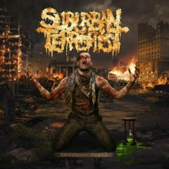 Suburban Terrorist – Inhuman Breed – Immortal Souls Productions, 2018