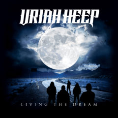 Uriah Heep vydávajú nový album a vo februári ho predstavia fanúšikom v Košiciach!