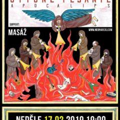 Sedící koncert part III v Prahe!