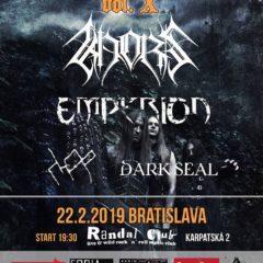 Pagan Black Night. X sa uskutoční už tento piatok v Bratislave!