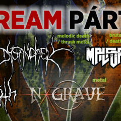 I scream party 2 v Liptovskom Mikuláši, už túto sobotu!