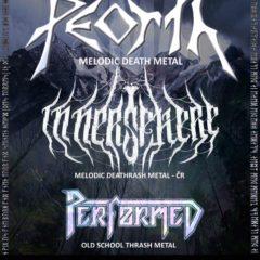 Peorth / Innersphere /CZ/ Performed túto sobotu v Ružomberku