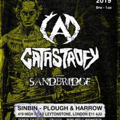 Čad, Catastrofy a Sandbridge v Londýne!