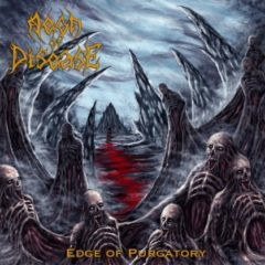 "Recenzia – Aeon of disease- ""Edge of Purgatory""  Ep / Death Metal / DEU"