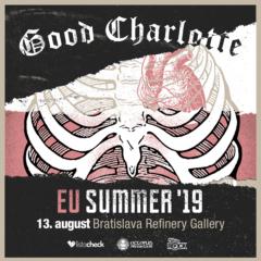 Good Charlotte prvýkrát na Slovensku, privezú najväčšie hity!