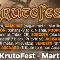 Report a Fotoreport – Krutofest – Martin – 22.6.2019