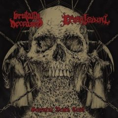 Recenzia – Brutally Deceased & Embrional – Scornful Death Trail – Doomentia Records – 2019