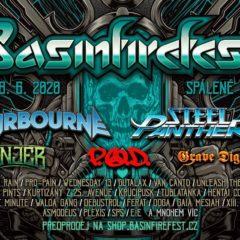 Basinfirefest dopĺňa do zostavy P.O.D., Steel Panther či Tublatanku