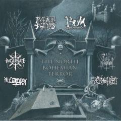 The North Bohemian Terror – Split – Bizarre Leprous Production, 2019