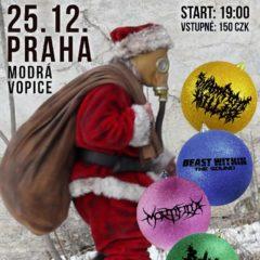 Christ Mosh Beast 2019 už v stredu v Prahe!