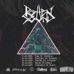 Rotten Sound a dve zastávky na Slovensku!