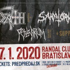 Death Revival tento rok v januári!