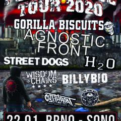 Najväčšie hardcore turné sa vracia po roku – PERSISTENCE 2020 v BRNE!