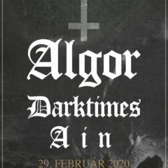 Nad Liptovom sa túto sobotu rozľahne temnota – Darkness Upon Liptov vol.3