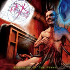 Teratoma – Overtures of the Flesh – Base Record Production, 2019