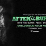 After the Burial / Make Them Suffer / Polar v sobotu v Košiciach!