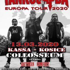 SÚŤAŽ – TANKCSAPDA – 13.3.2020 v Košiciach! POZOR! Koncert aj Súťaž zrušená!