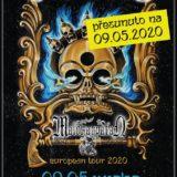 Koncert CULT OF FIRE + MALOKARPATAN je presunutý na 9.máj 2020!