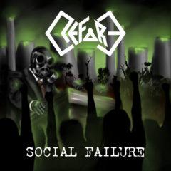 Recenzia – Refore – Social Failure – Support Underground – 2019