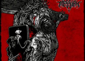 Recenzia  – MEAN MESSIAH – Divine Technology (2020, Slovak Metal Army)