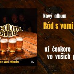 Decilitr Rumu zverejnili svoj debutový album online!