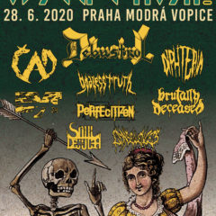Obnovenie koncertnej sezóny v Prahe začne Obscure Mosh Open Air!