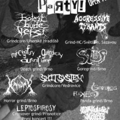 MindFuck Party Open Air alebo ukončenie leta na Morave!