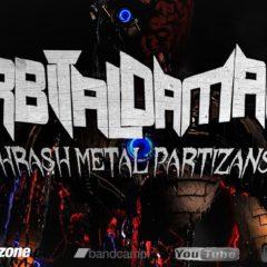 Thrash till Death z Partizánskeho – Orbital Damage!