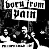 Born from Pain vo štvrtok v Košiciach!