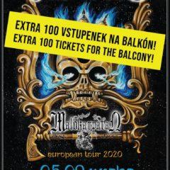 Cult of Fire odohrá túto sobotu preložený koncert v Prahe!