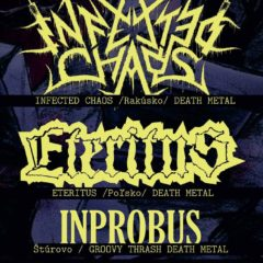 Death metal v Ružomberku!